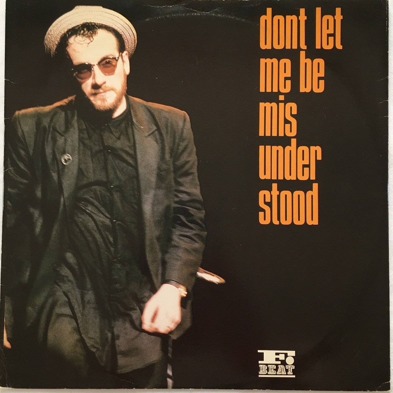 【12inch・英盤】The Costello Show (Elvis Costello) / Don't Let Me Be Misunderstood