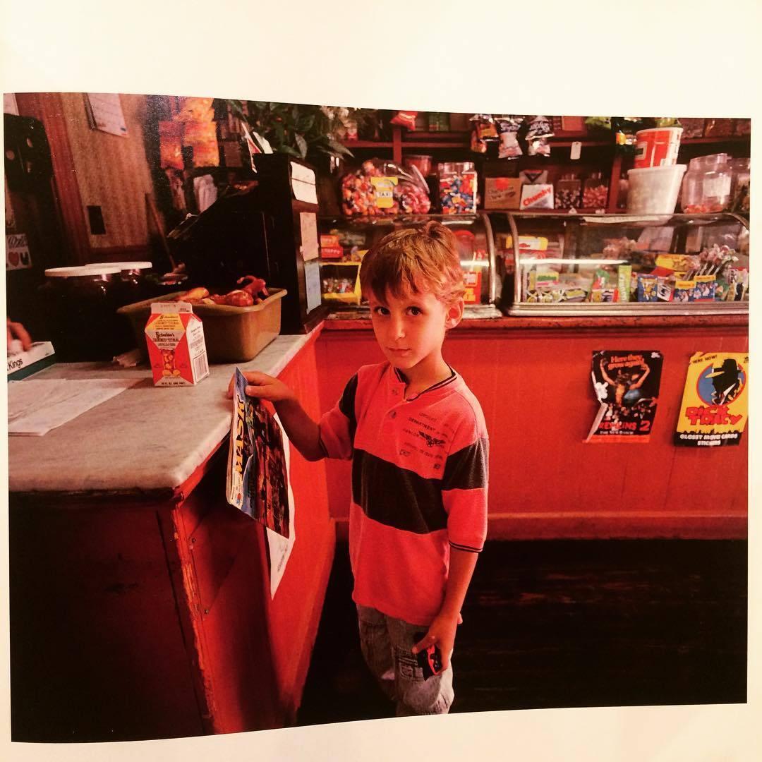 ネイサン・ベン写真集「Kodachrome Memory: American Pictures 1972-1990」 - 画像2