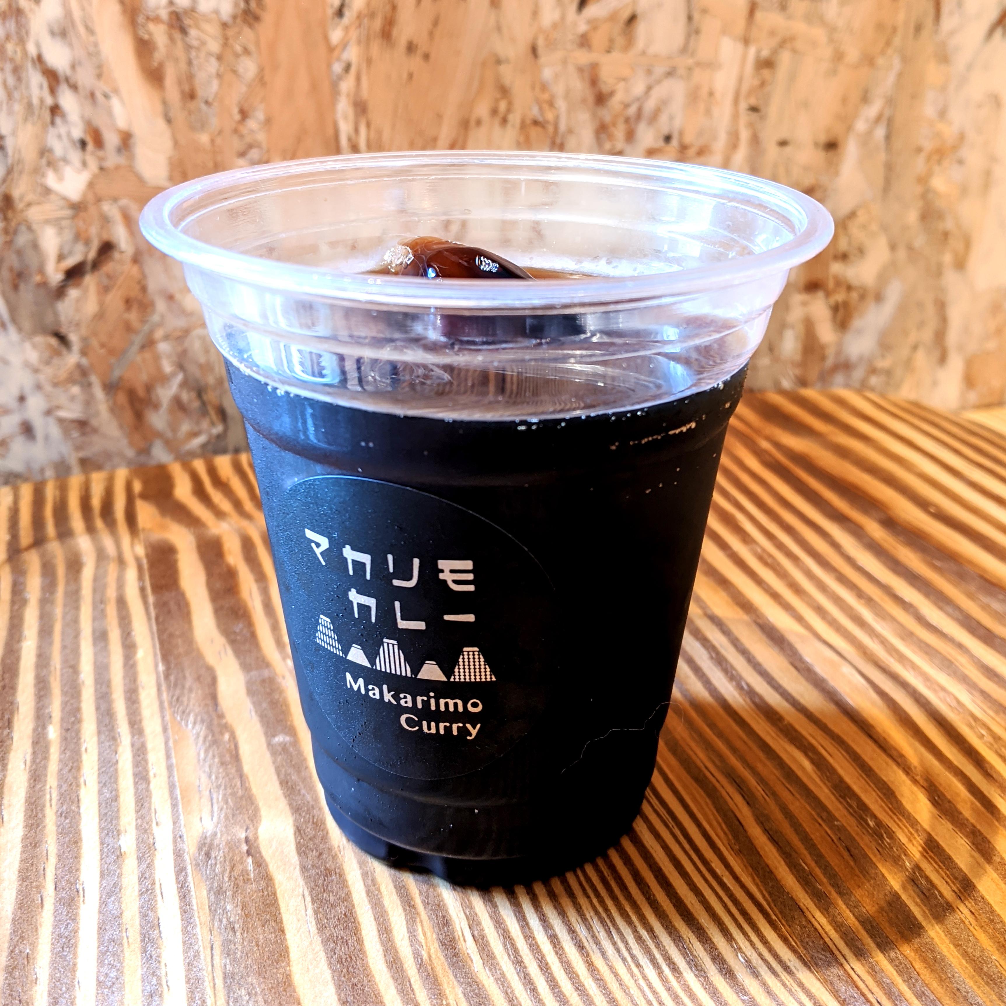 [ サイドメニュー ] アイスコーヒー / Iced coffee / 冰咖啡