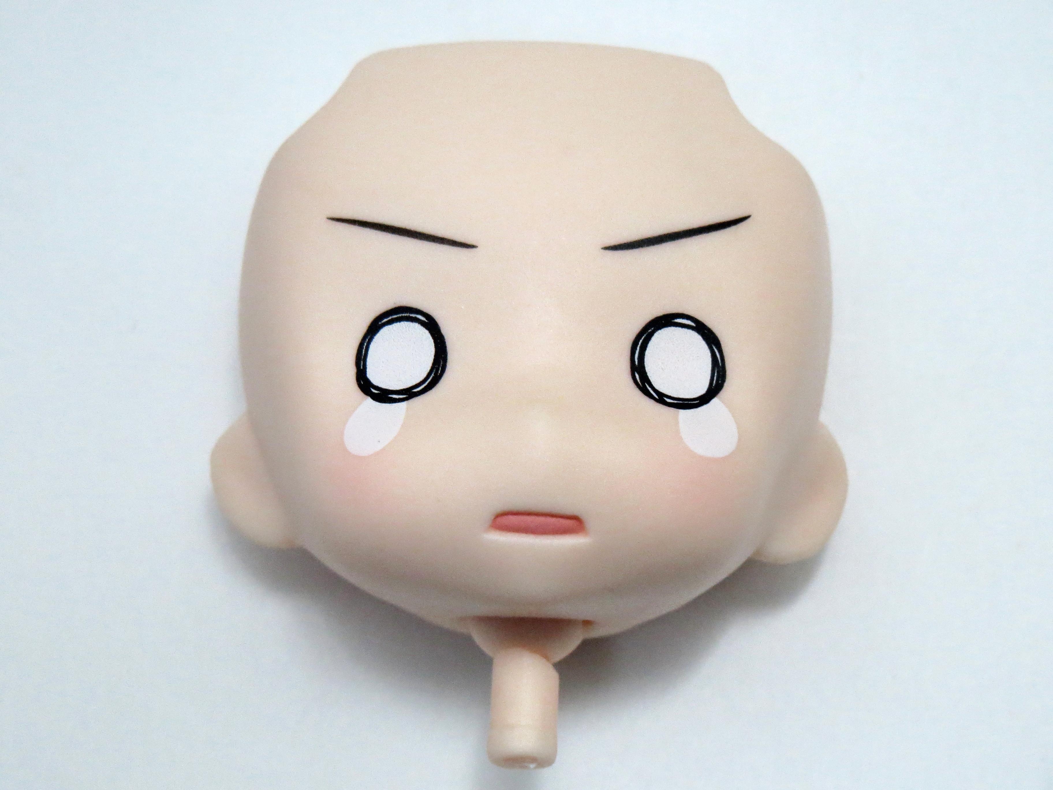 再入荷【101】 秋山澪 ライブステージセット 顔パーツ 泣き顔 ねんどろいど