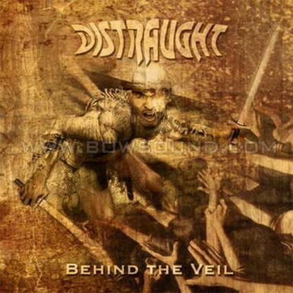 "DISTRAUGHT ""Behind the Veil"" (輸入盤)"