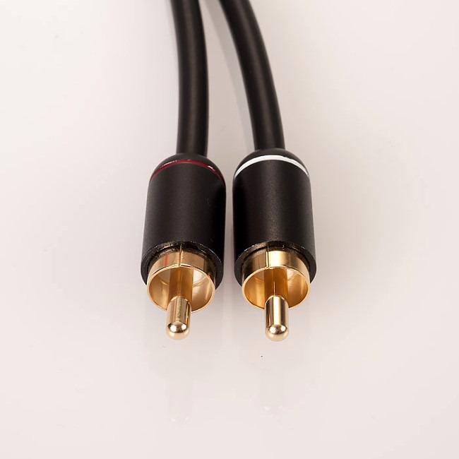 Audioケーブル (RCA>RCA) 1.8m