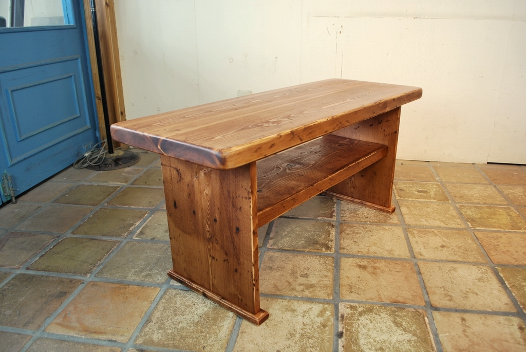 ラスティベンチテーブル