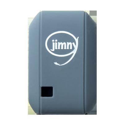 新型ジムニー、新型ジムニーシエラ用 シリコンキーケース(グレー)