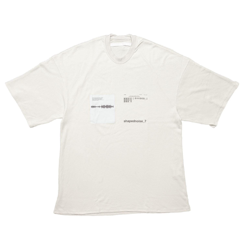 677CPM15-PLASTER / Shapednoise ノイズ Tシャツ