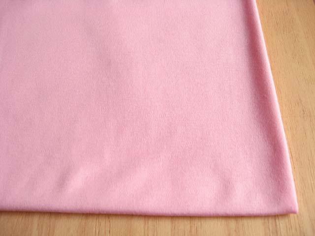 J&B定番 綿スムースニット ピンク #31 NTM-1829