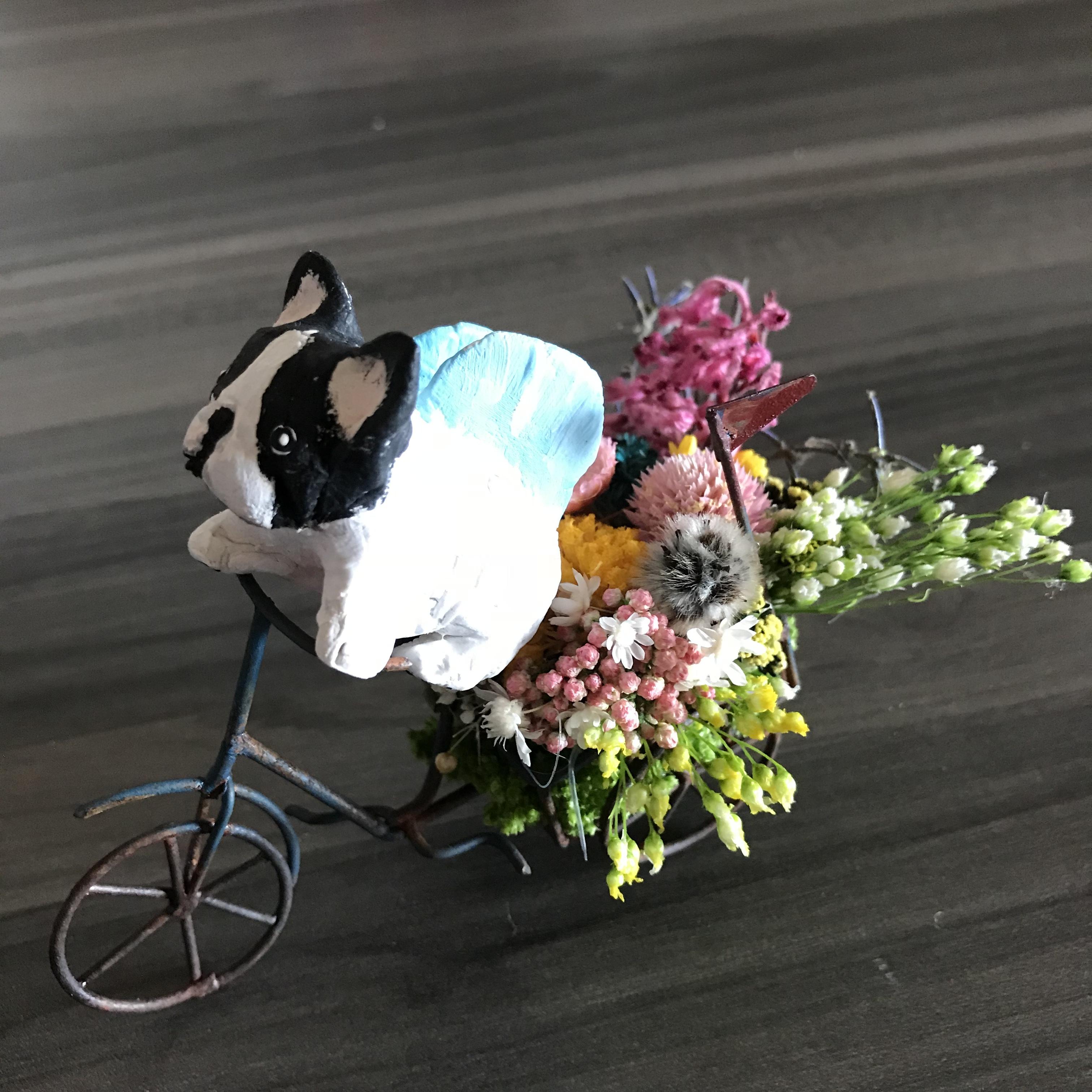 幸せをお届けするBUHI(三輪車)小⑧