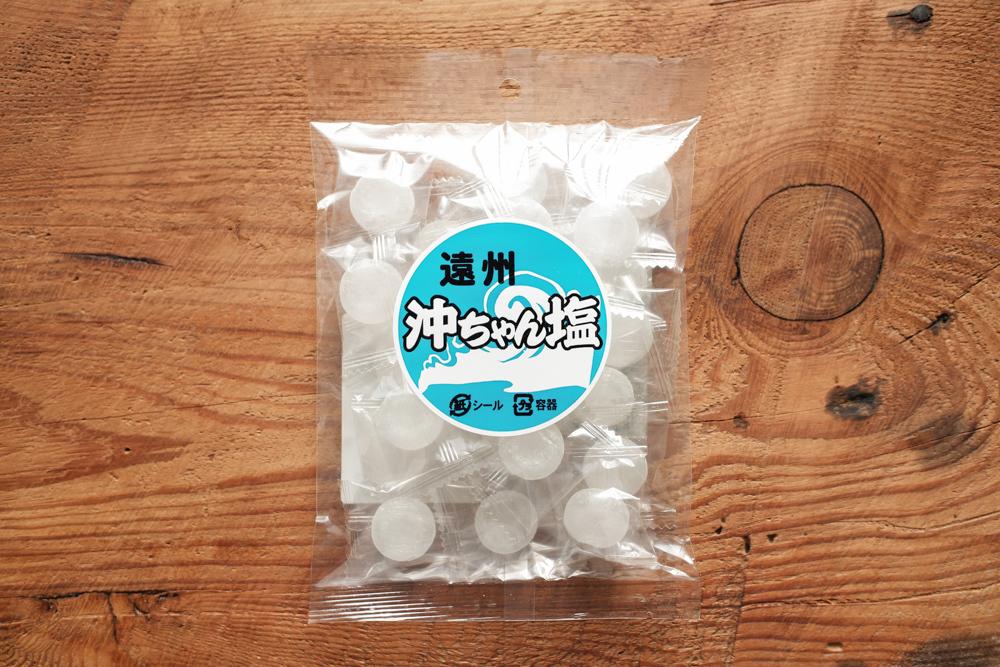 沖ちゃん塩飴