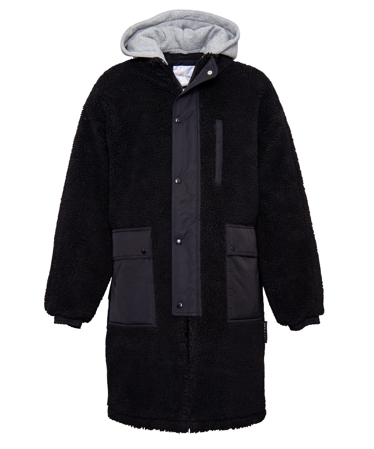 BOA BIG LONG COAT[REJ055]
