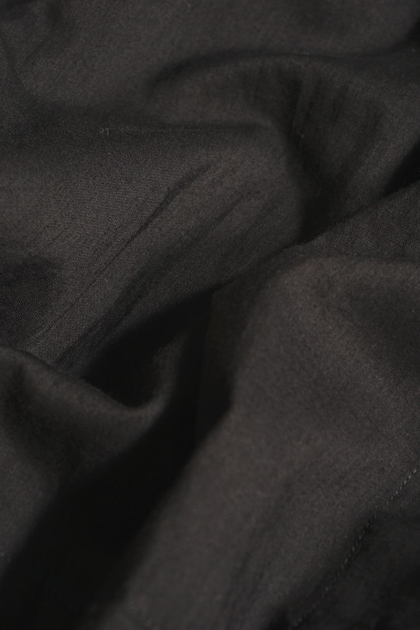 Cotton Silk Long Shirt