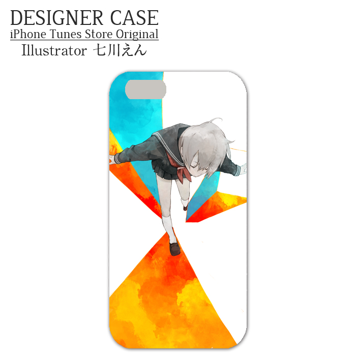 iPhone6 Soft case[unknown] Illustrator:Enn Nanakawa