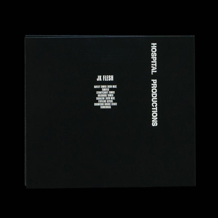 JK FLESH - SUICIDE ESTATE  CD - 画像2