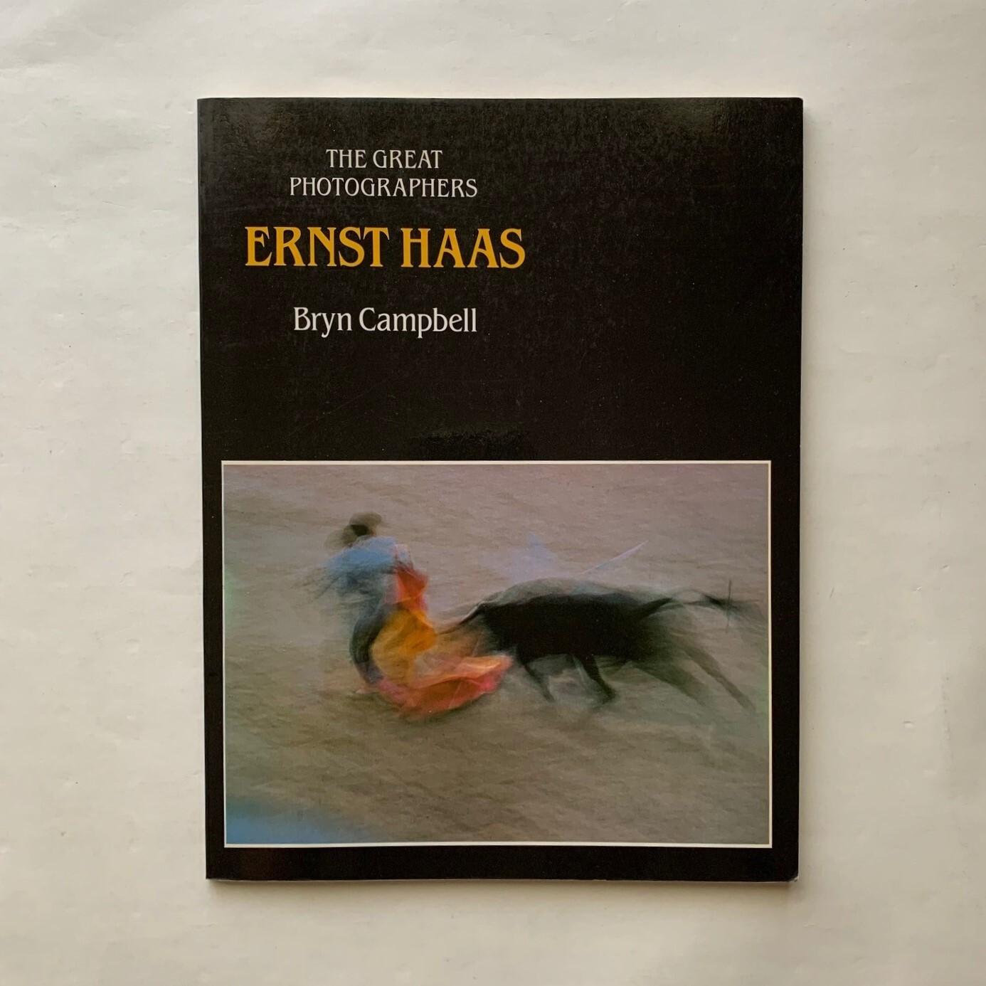 Ernst Haas エルンスト・ハース  /  Bryn Campbell