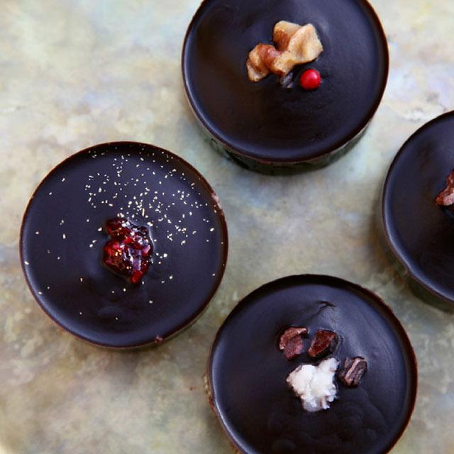 4種の発酵チョコタルト ※人気NO.2