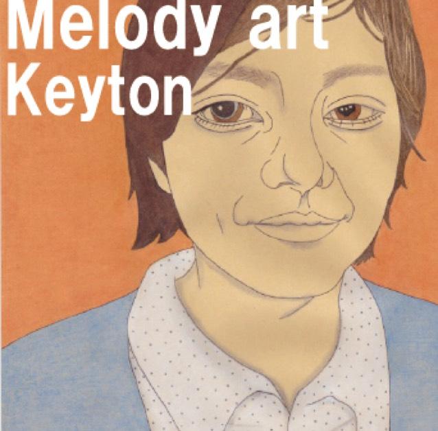 2ndアルバム Melody art   /Keyton