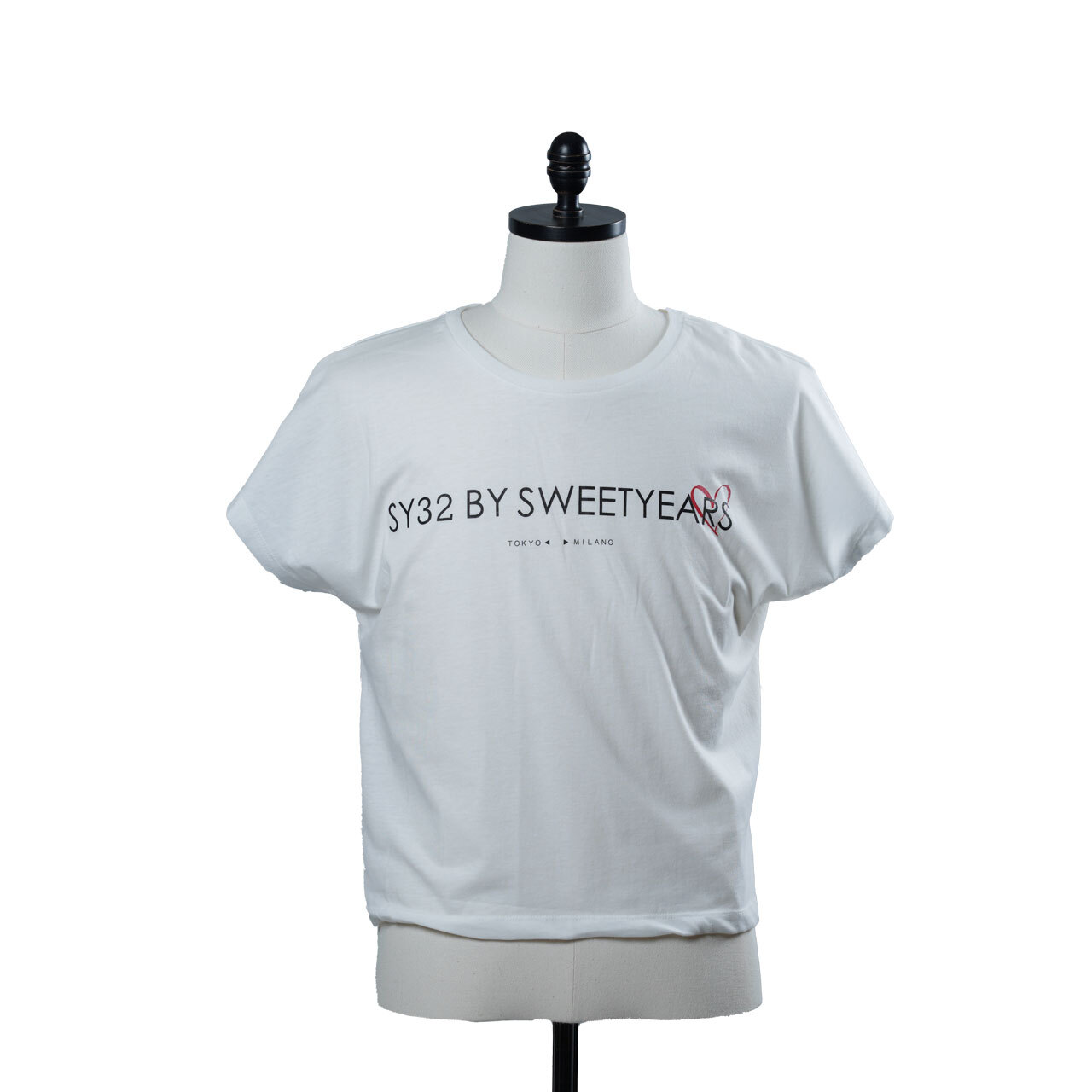 SY32 【Women's】WIDE TEE(9058J)