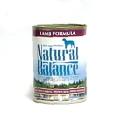 ナチュラルバランス缶フード ラム&ブラウンライス369g×24缶