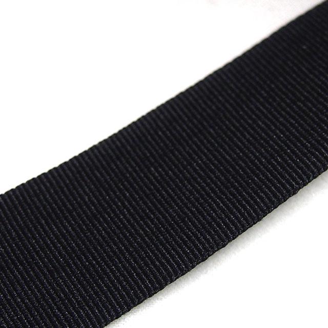 SALE10%オフ YKK グログランテープ 22mm TP580 ブラック 1巻(200m)