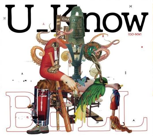 [CD] U_Know (OLIVE OIL × MILES WORD) / BELL