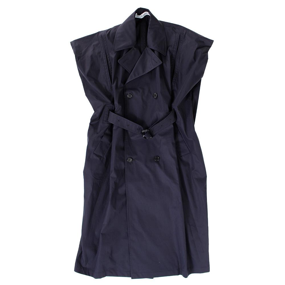 JW ANDERSON  Navy Vest