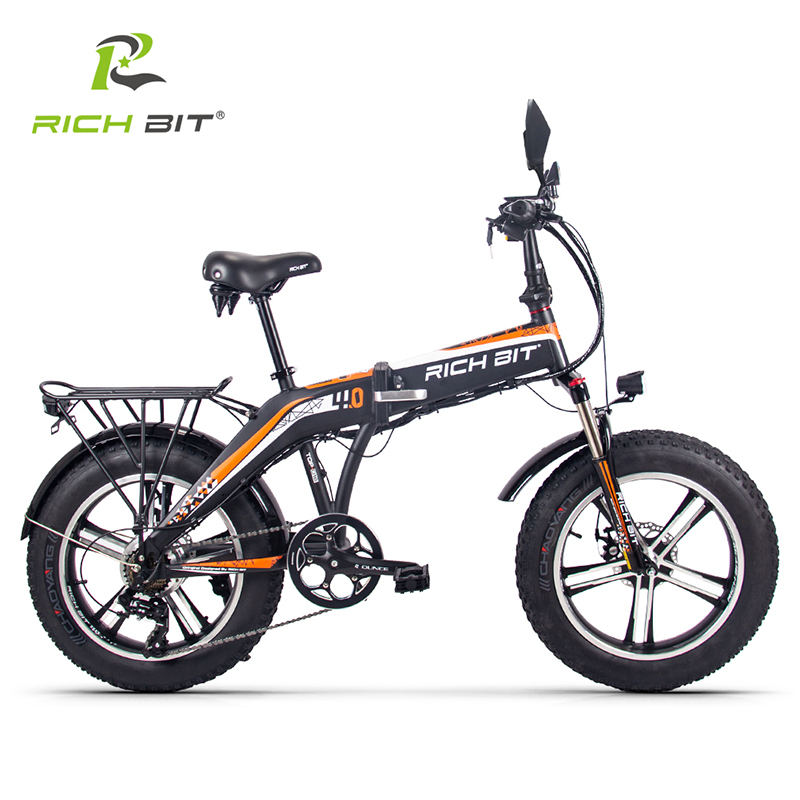 次世代ハイブリッドSmart EV RICH BIT TOP016 電動ハイブリッドサンドバイク 20インチファット ...