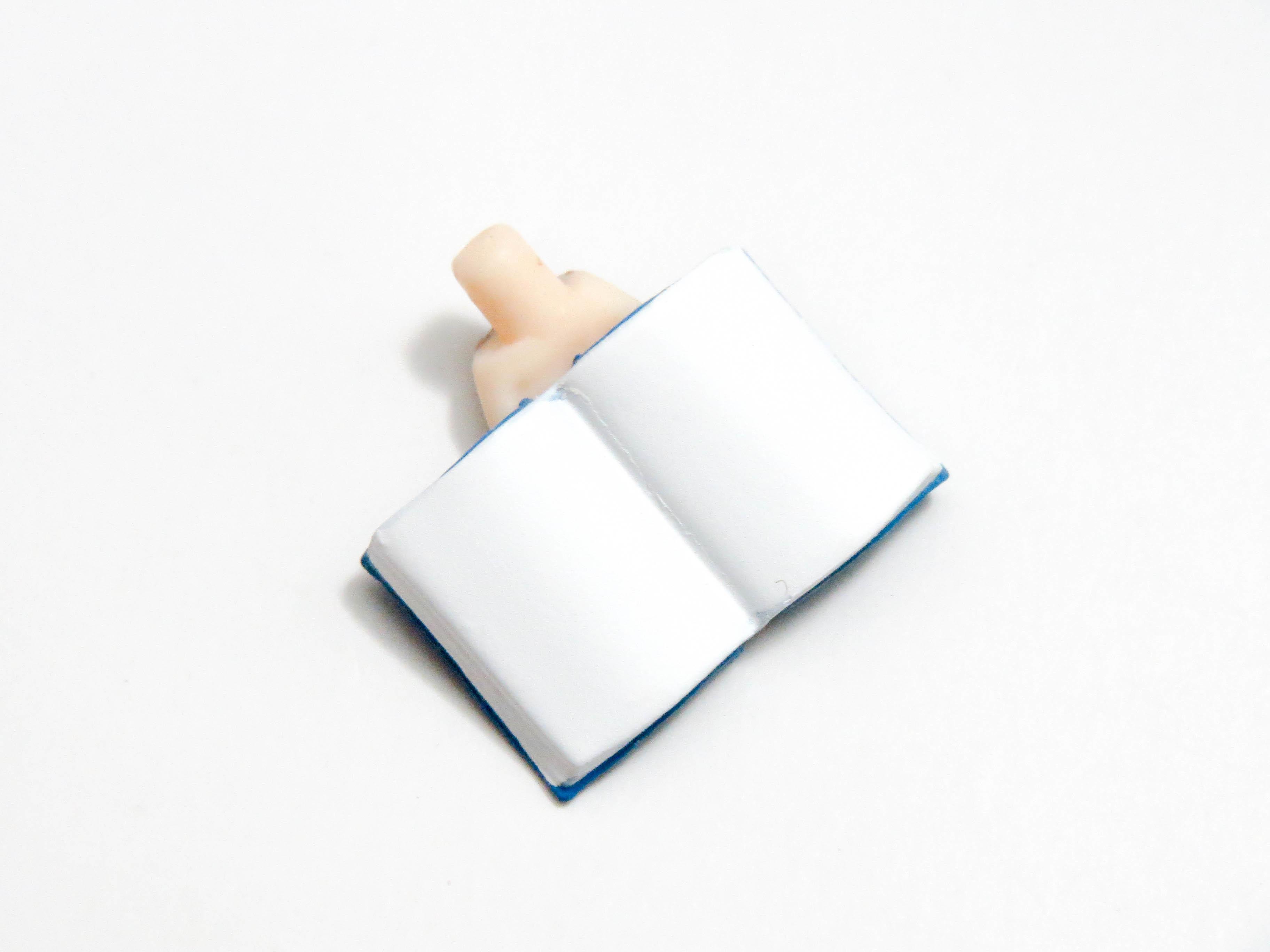 【938】 歌仙兼定 小物パーツ 書物 ねんどろいど