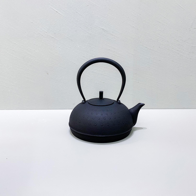 空間鋳造 鉄瓶Sayu|小