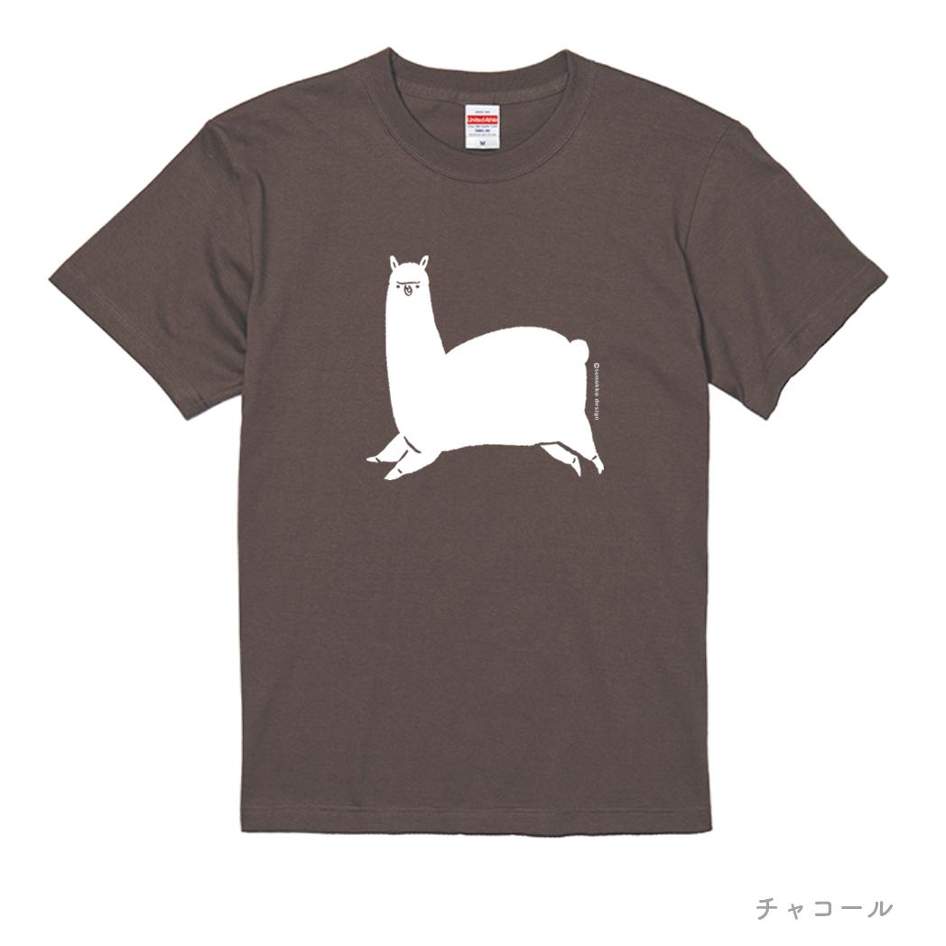 ジャンプアルパカTシャツ