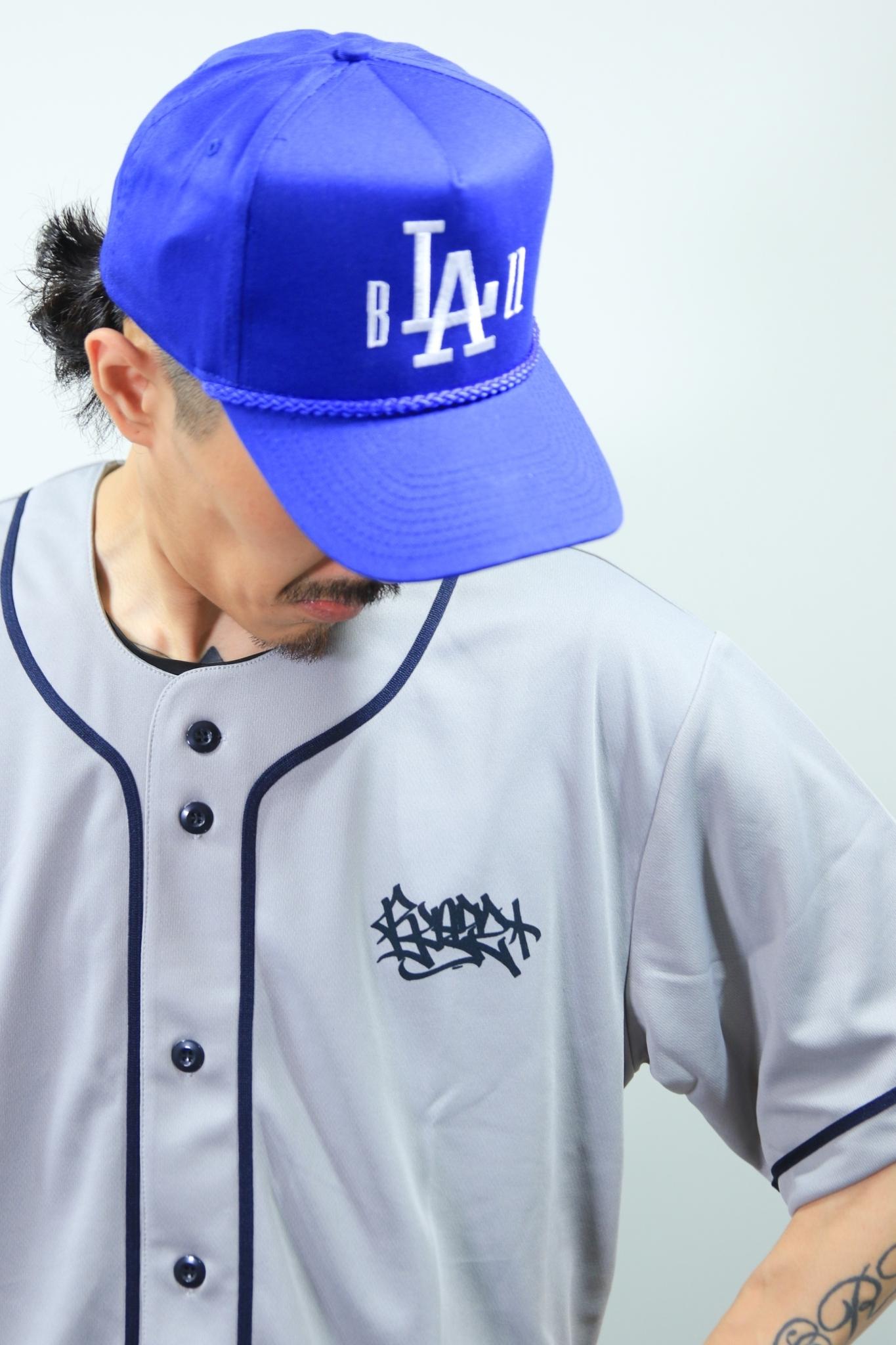b'LA'zz BeachSide CAP [BLUE]