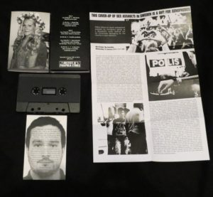 CELEBRITY APPRECIATION SOCIETY - Selected Case Studies Volume 2: Scandinavian Syndrome  tape - 画像2