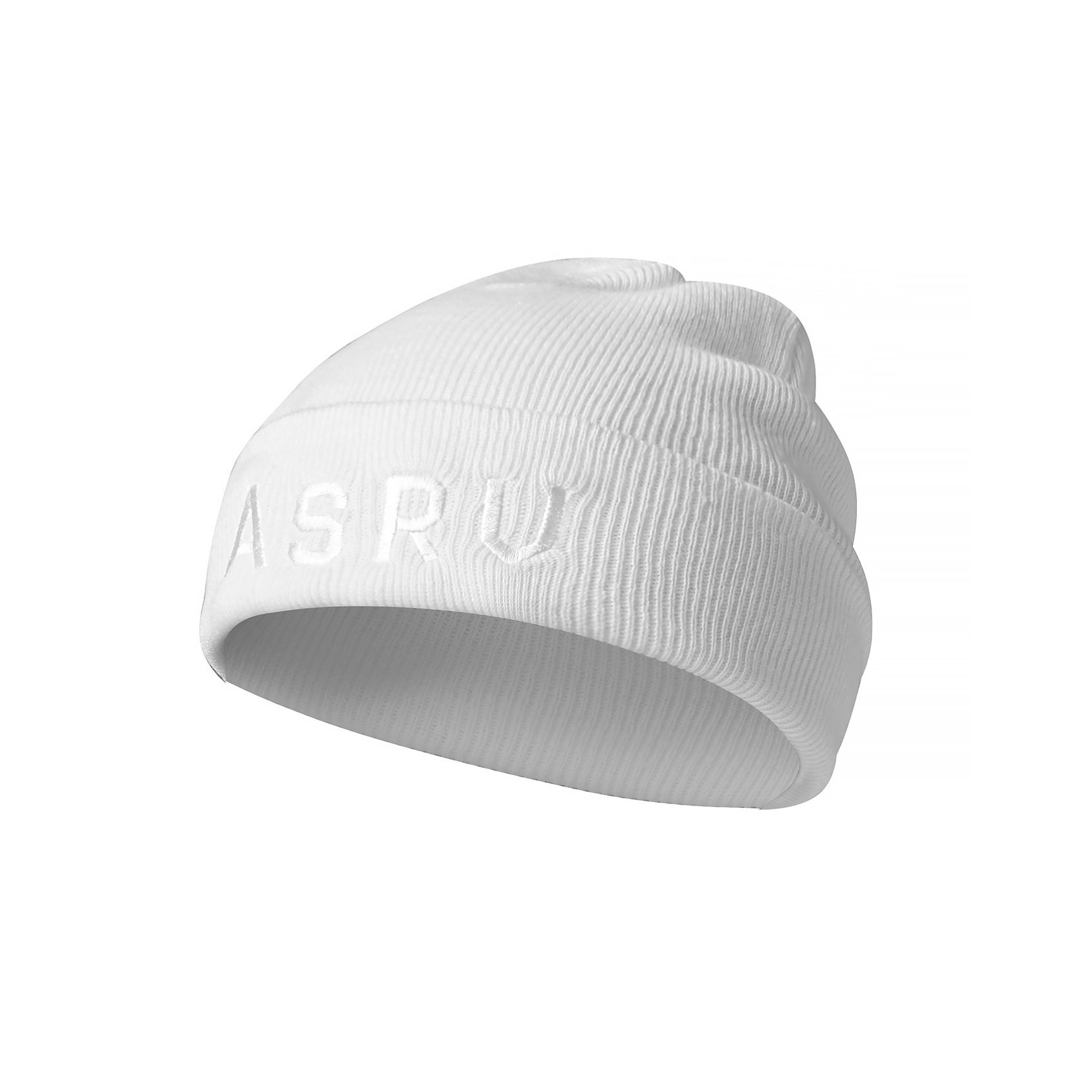 【ASRV】サーマルウールキャップ - White