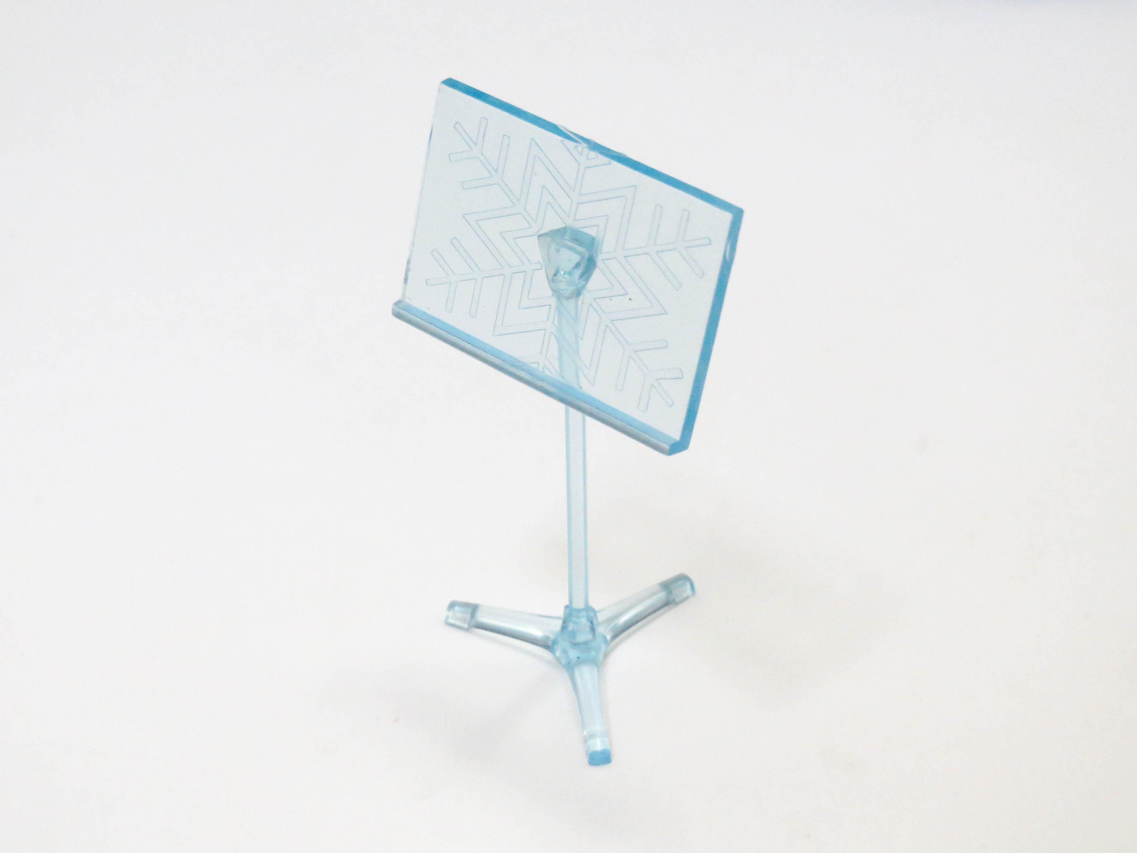 再入荷【701】 雪ミク Twinkle Snow Ver. 小物パーツ 氷の譜面台 ねんどろいど