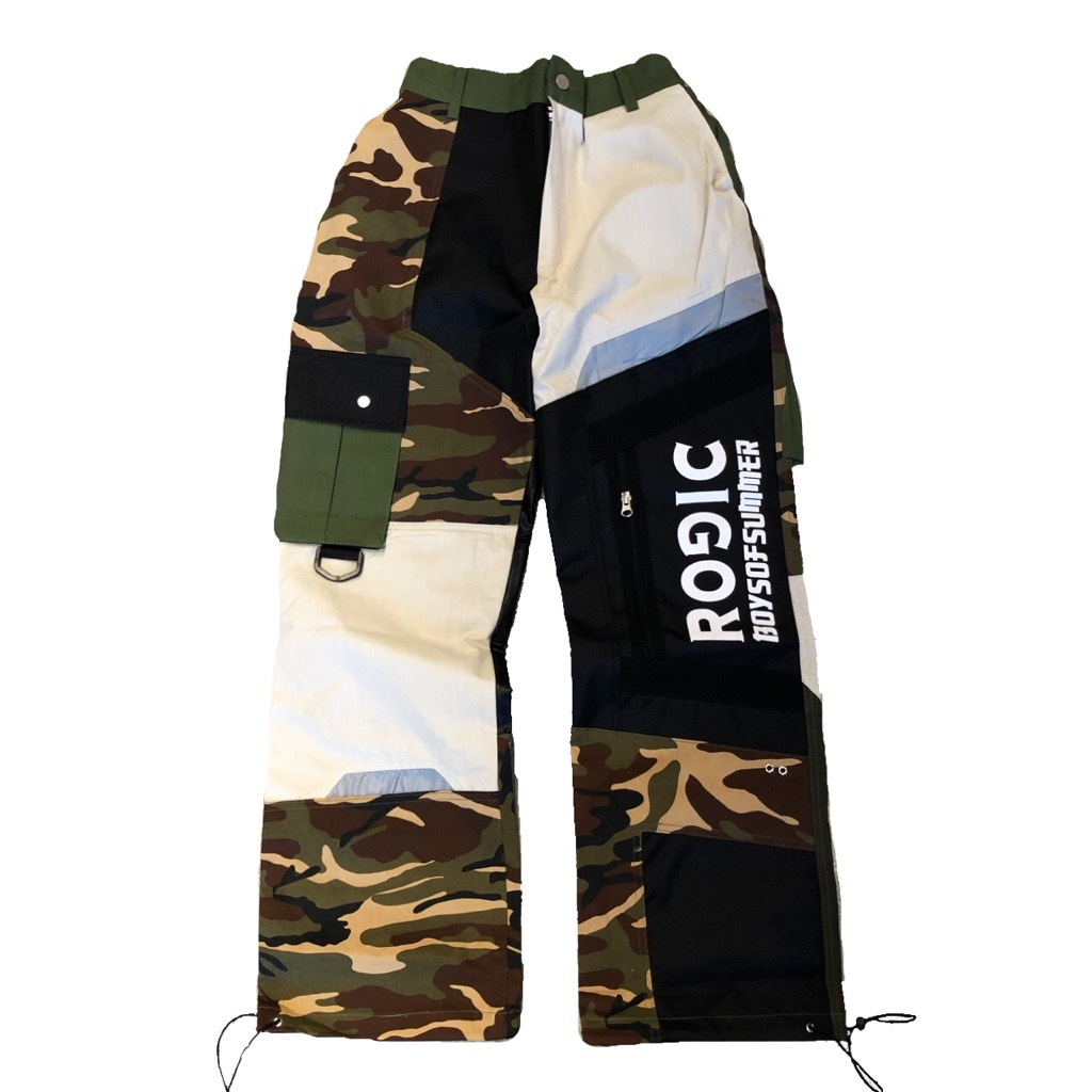 ROGIC X BOYS OF SUMMER INDEPENDENT Patchwork Cargo