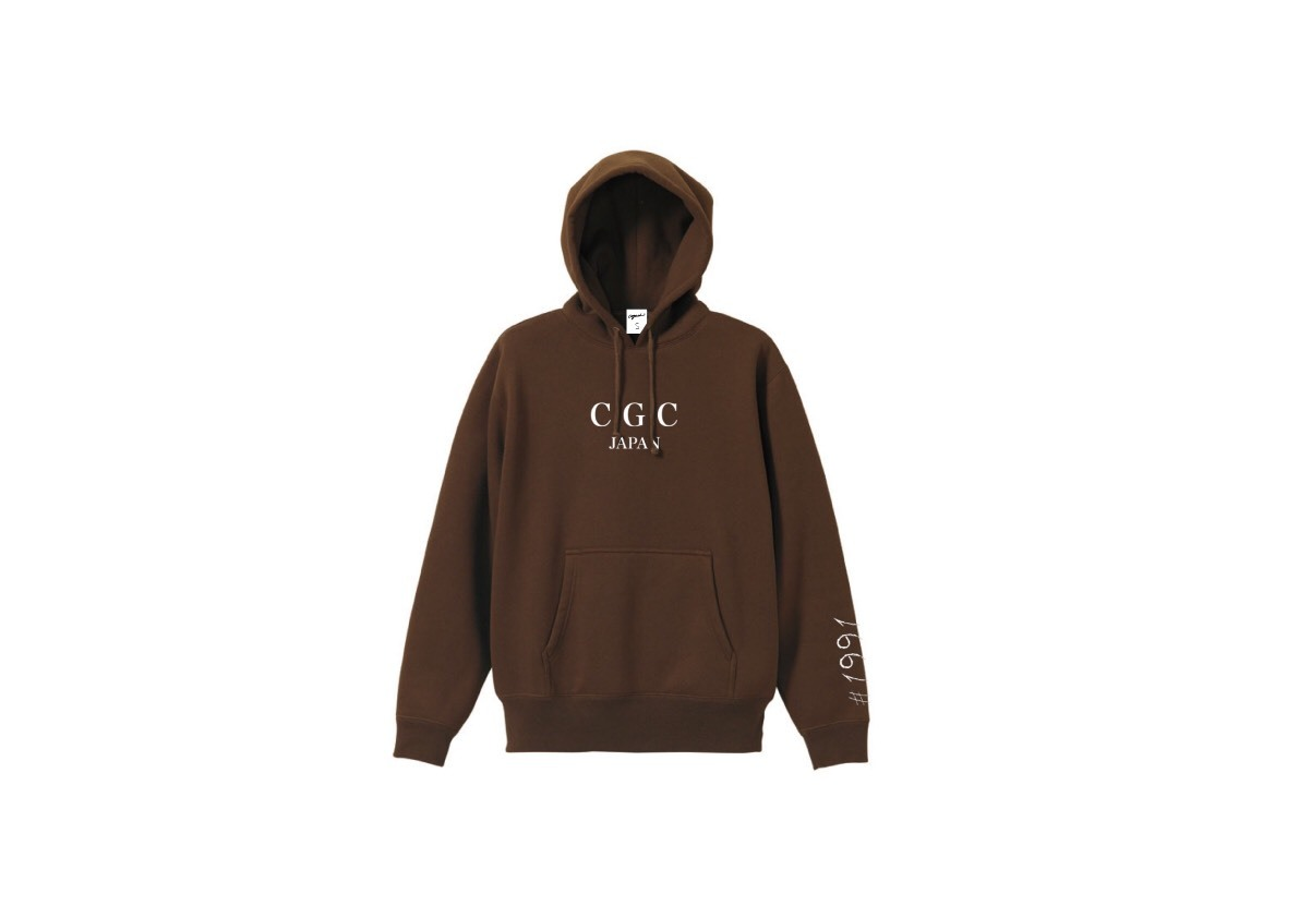 coguchi CGC hoodie (br/wh)