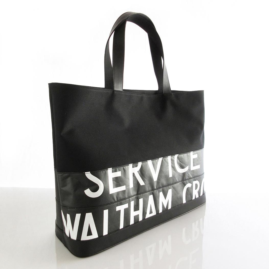 Tote Bag (L) / Black  TLB-0007