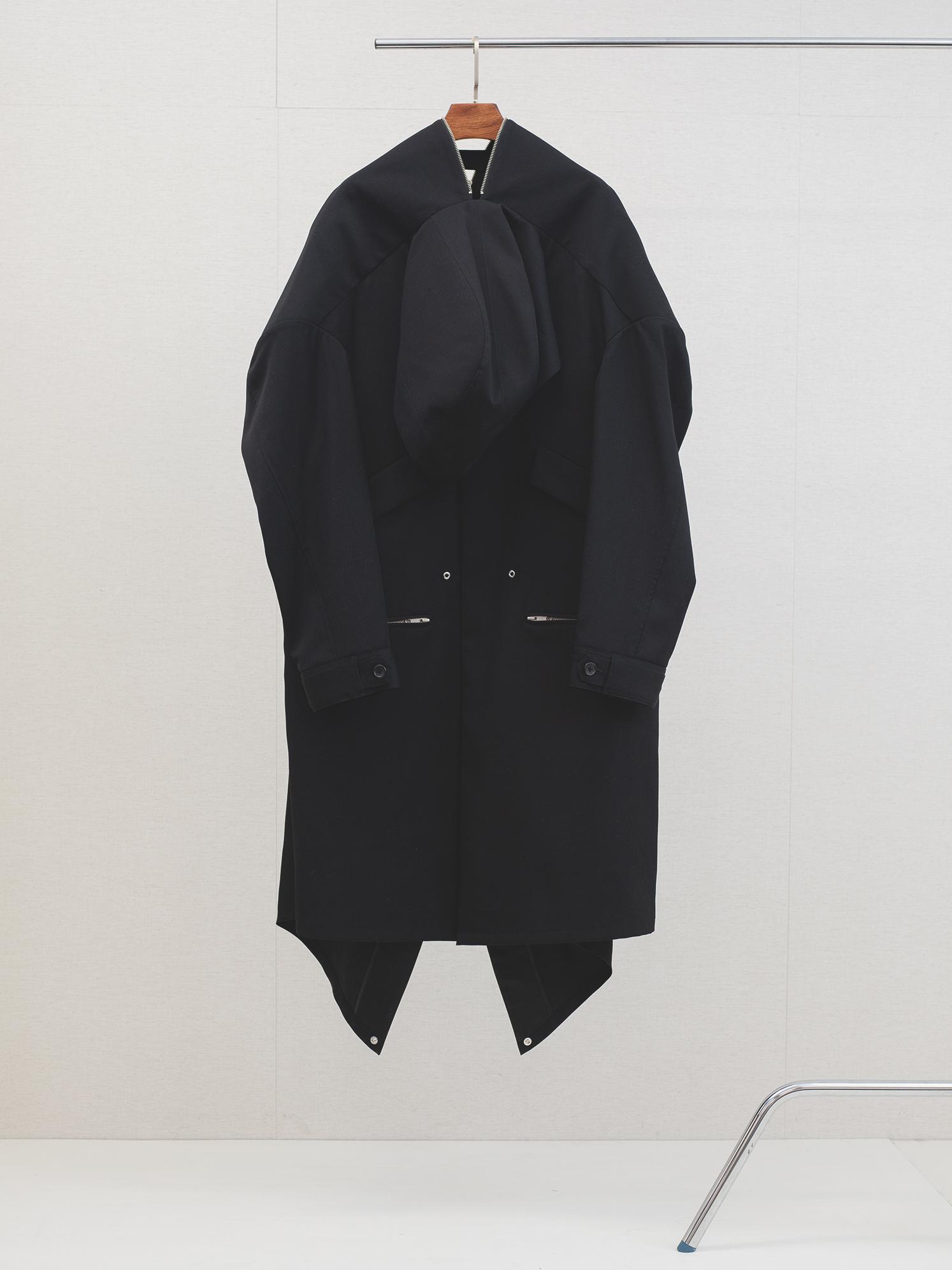 Bended Mods Coat