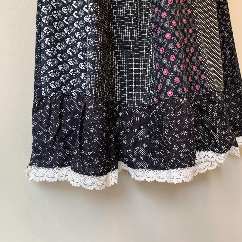 【SALE】vintage Euro design skirt