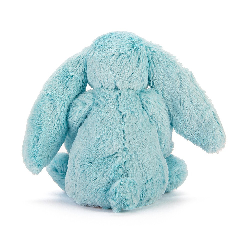 Bashful Aqua Bunny Medium_BAS3AQ