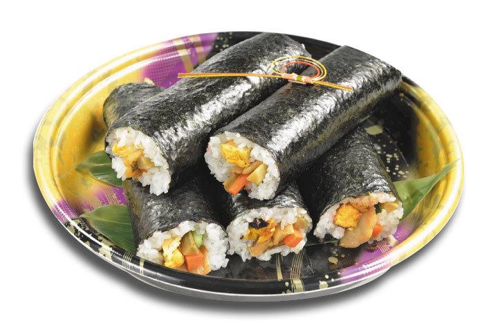 迎春巻き寿司(1本)