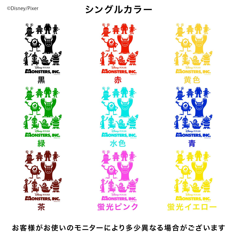 【ピクサーキャラクター】モンスターズインク/Tee