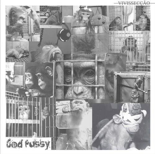 God Pussy -Vivissecção(CD)