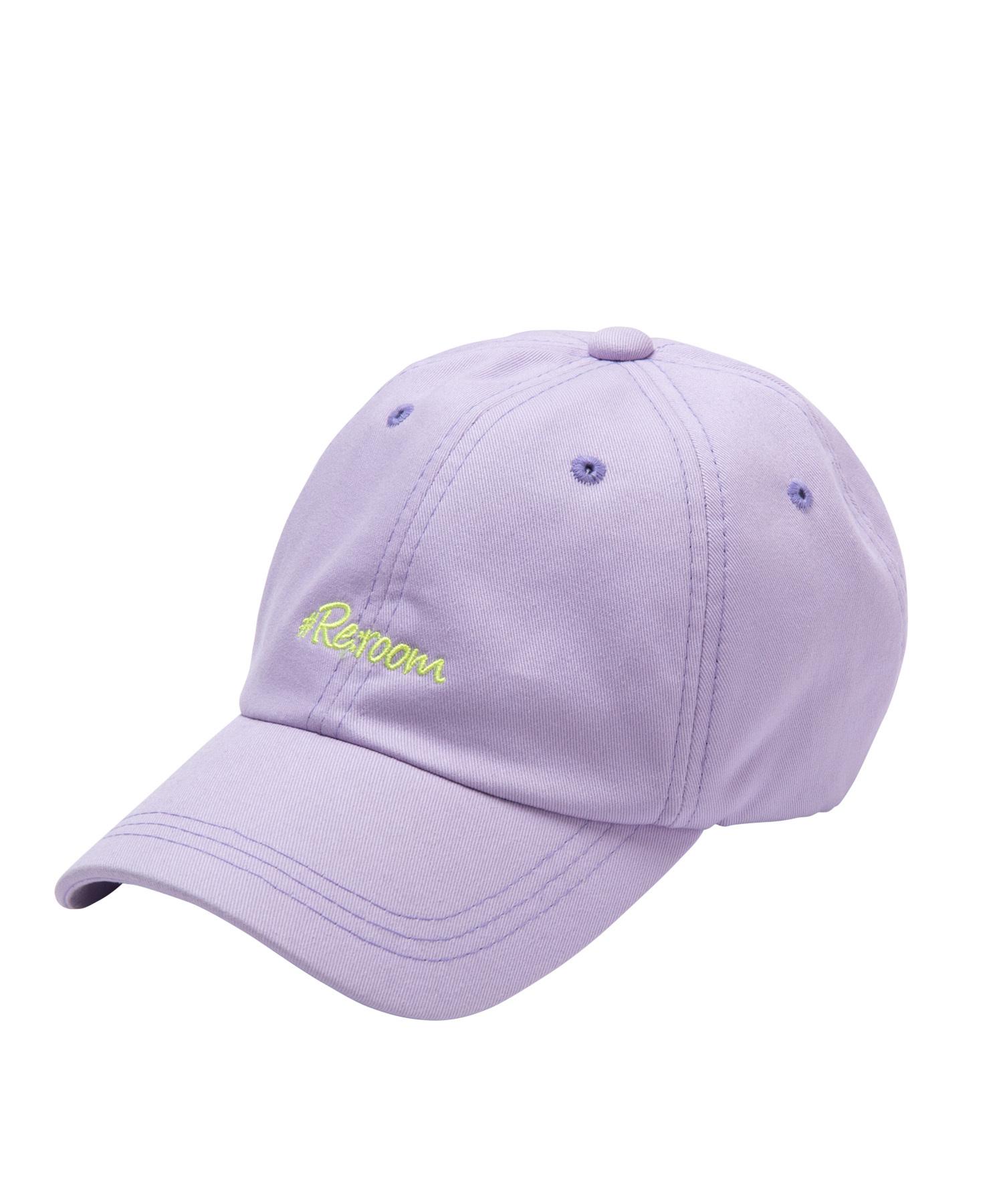 LOGO TWILL LONG ADJUSTER CAP[REH053]