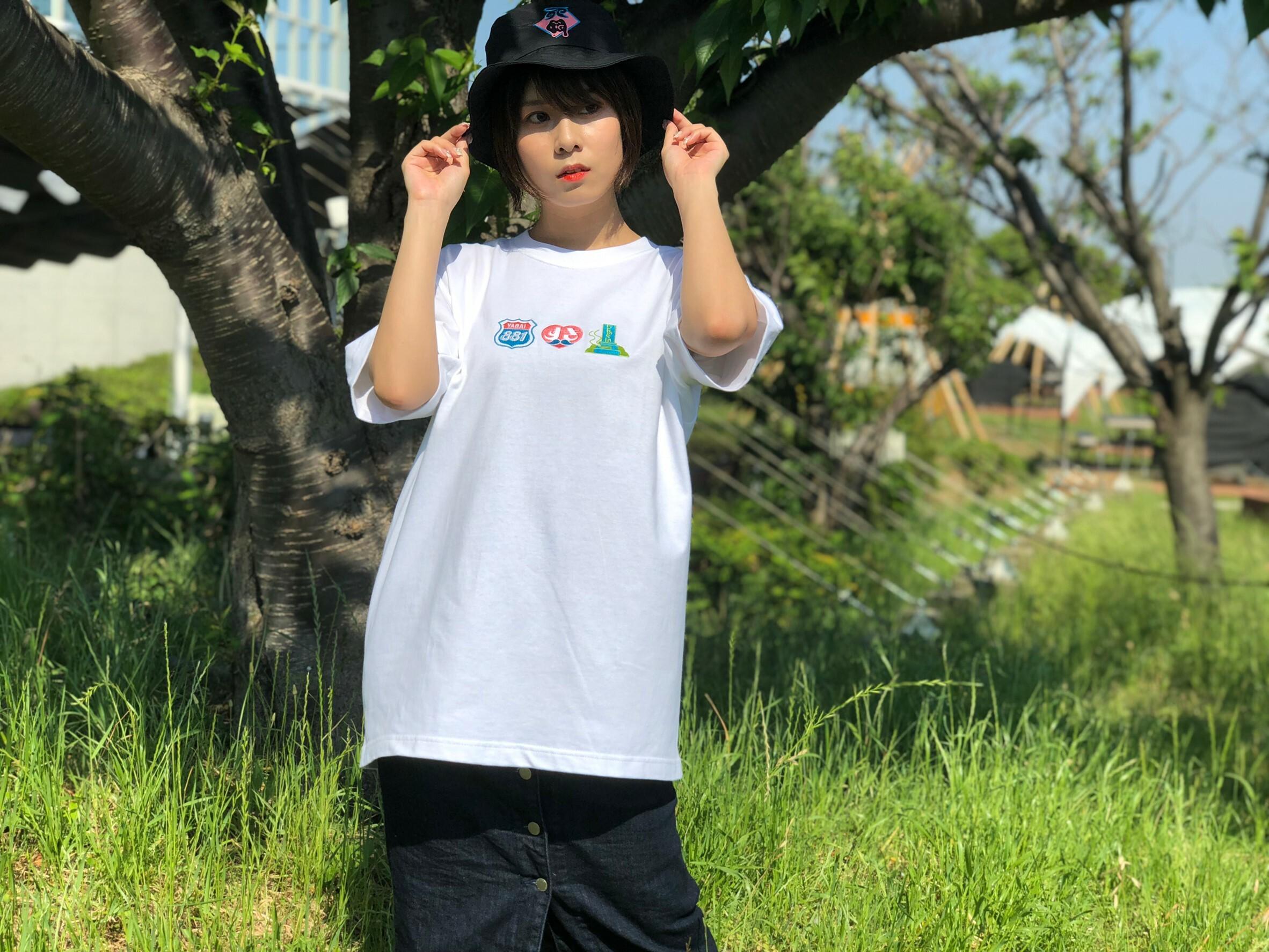 ヲタクが推しを語るときに使う刺繍Tシャツ(Special ver.)
