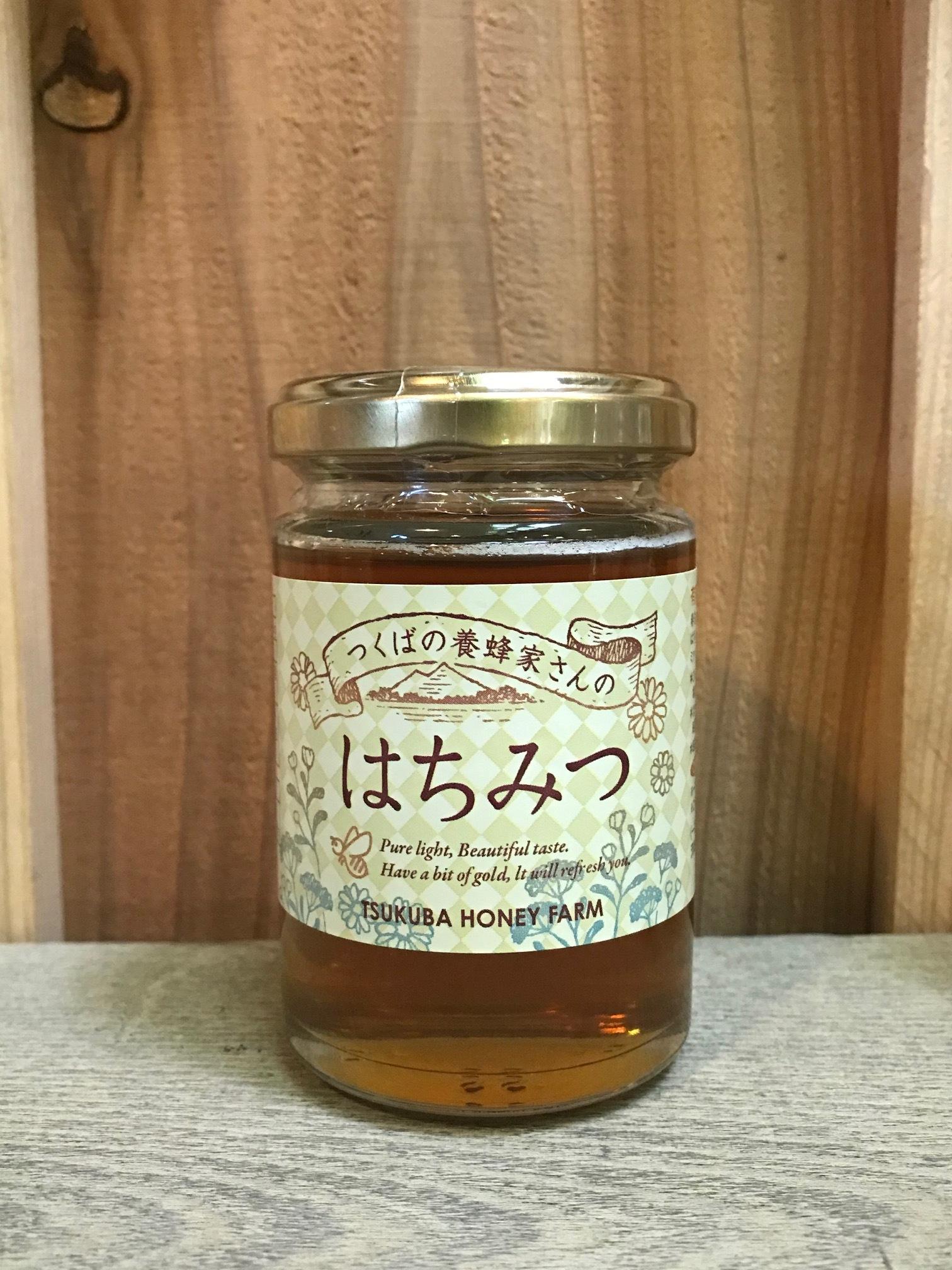 つくばの養蜂家さんのはちみつ(150g)