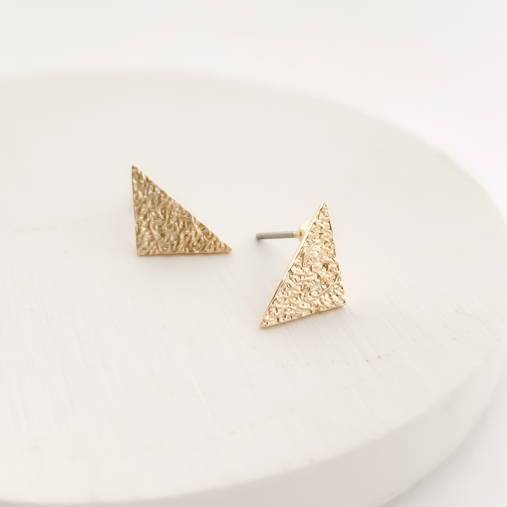 stardust triangle pierces/nohole 0362n