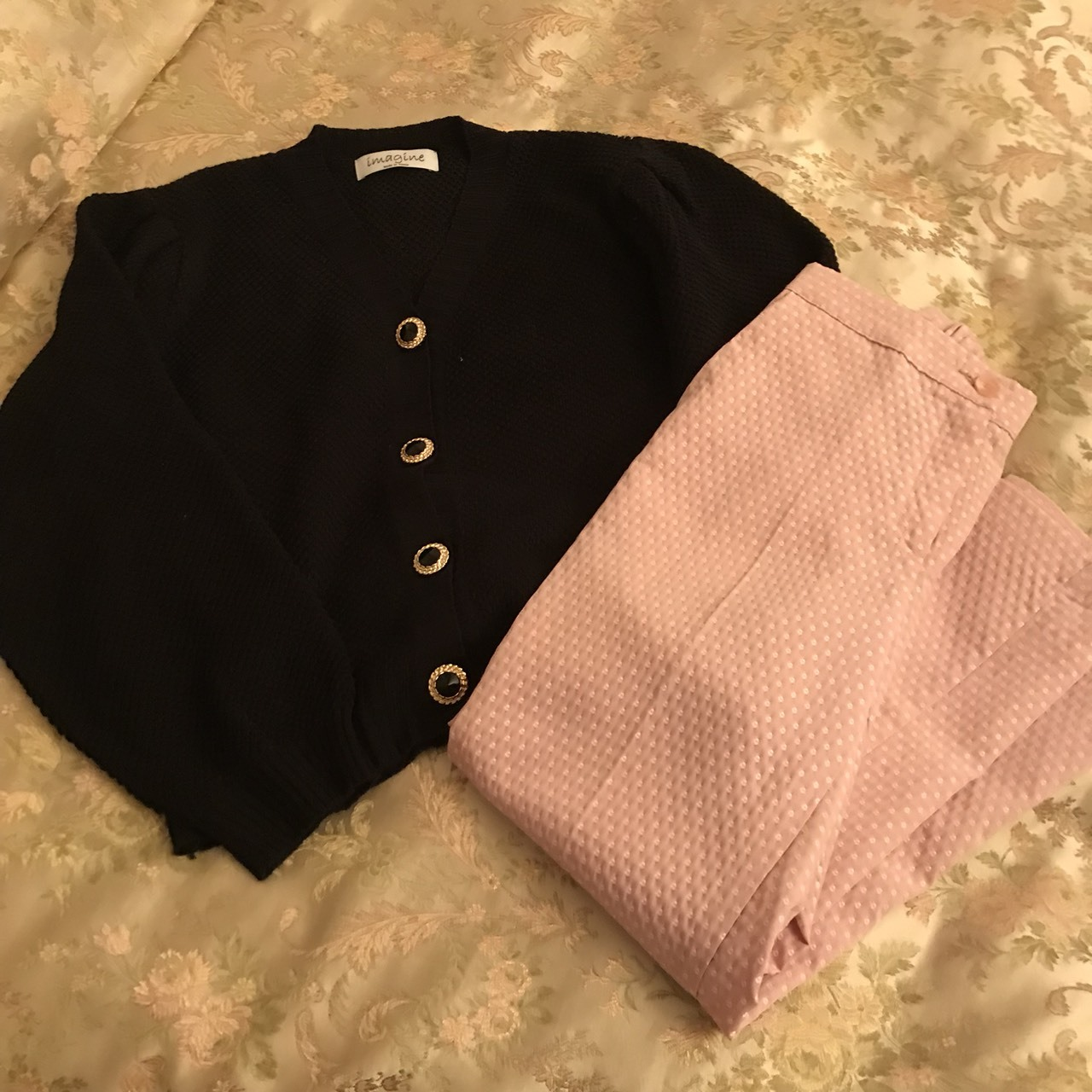 ♡vintage button cardigan