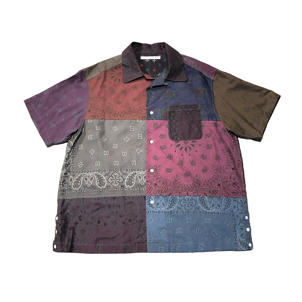 CHILDREN OF THE DISCORDANCE X ROGCI  Bandana Shirt Size3