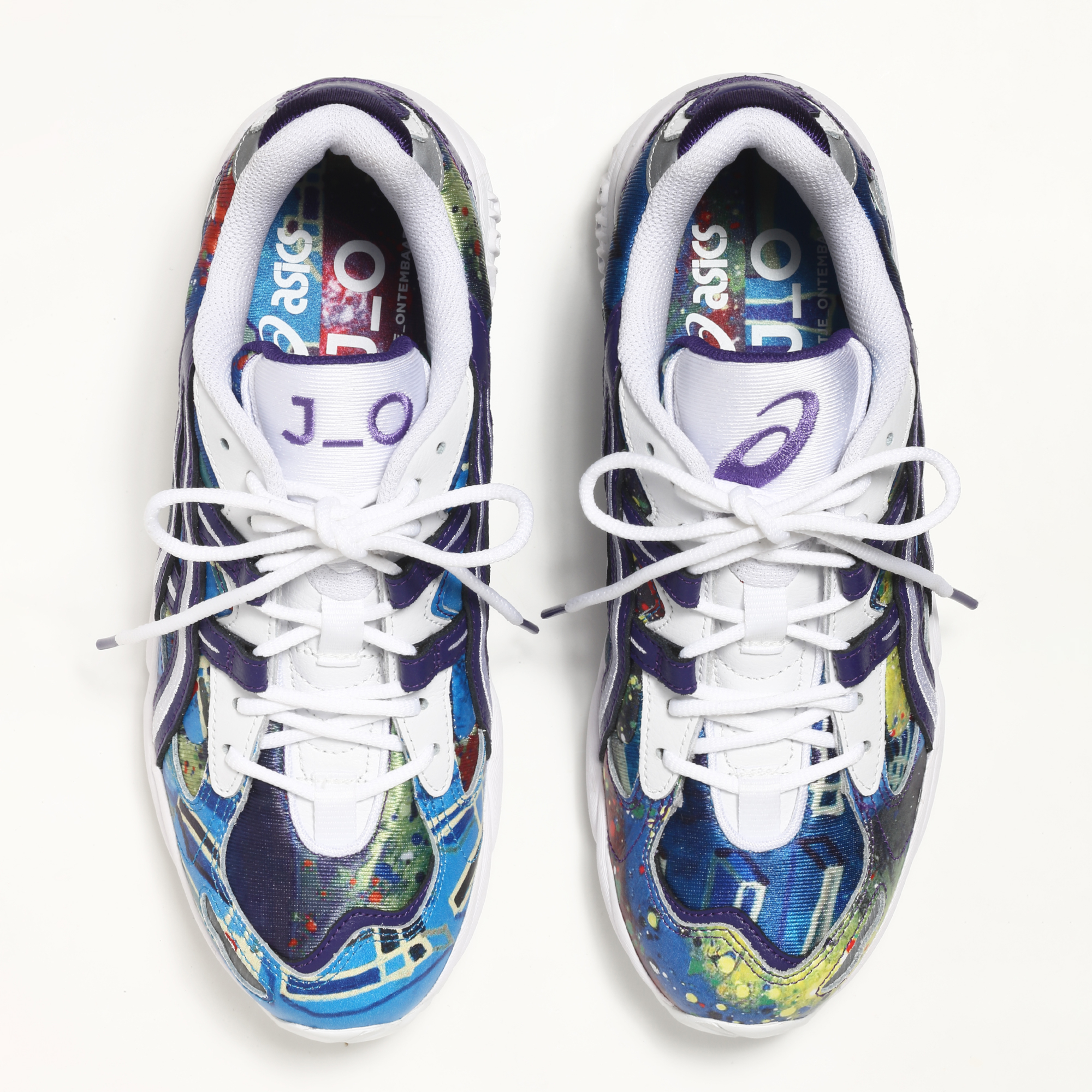 J_O×ASICS SportStyle 2020SSコラボレーションスニーカー【SPECIAL EDITION LIMITED】