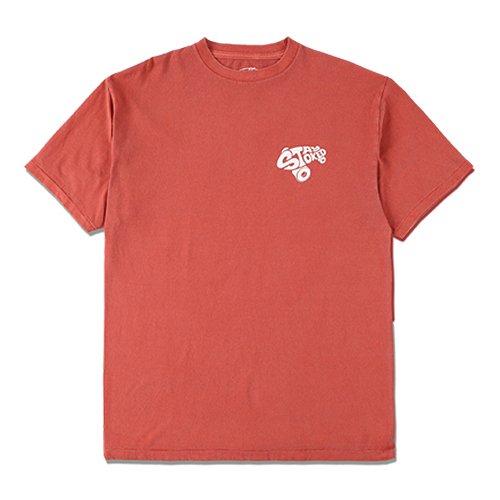 STANDARD CALIFORNIA #SD Stay Stoked T Red