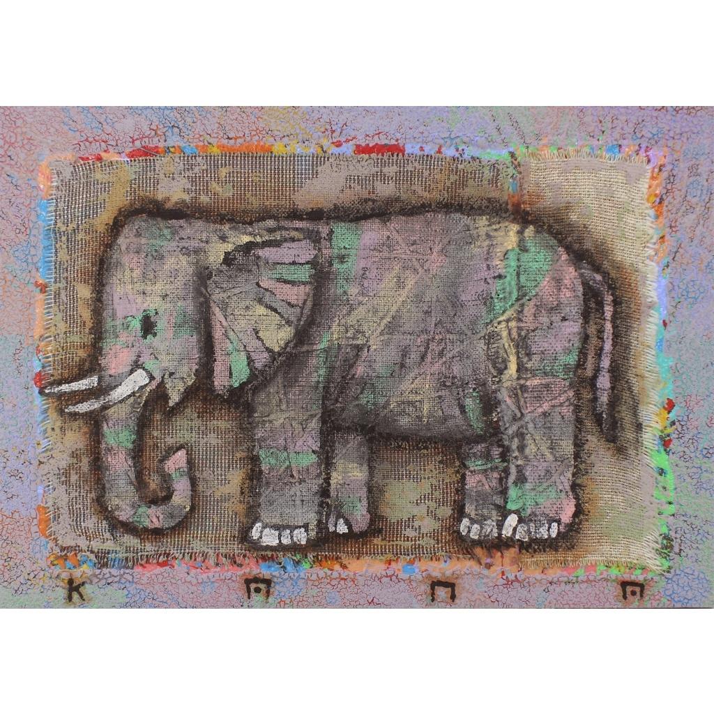 金丸悠児「Elephant」